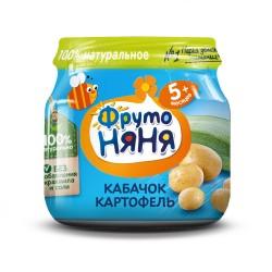 SUVIKÕRVITSA- JA KARTULIPÜREE 80 g