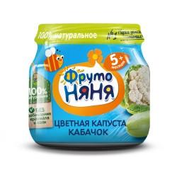 LILLKAPSA- JA SUVIKÕRVITSAPÜREE 80 g